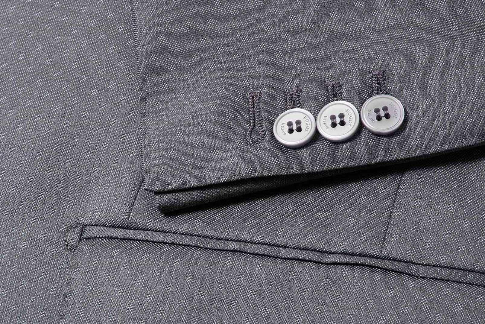 Boggi Milano abito composé grigio