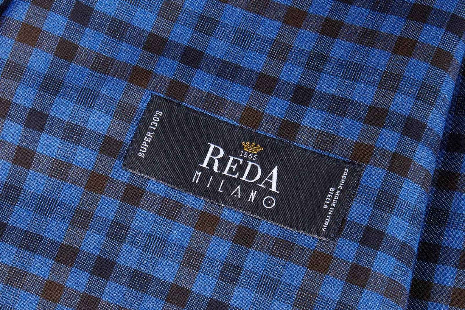 Boggi Milano Aria blazer Reda blue