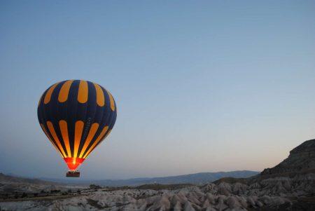Perfect weekend balloon