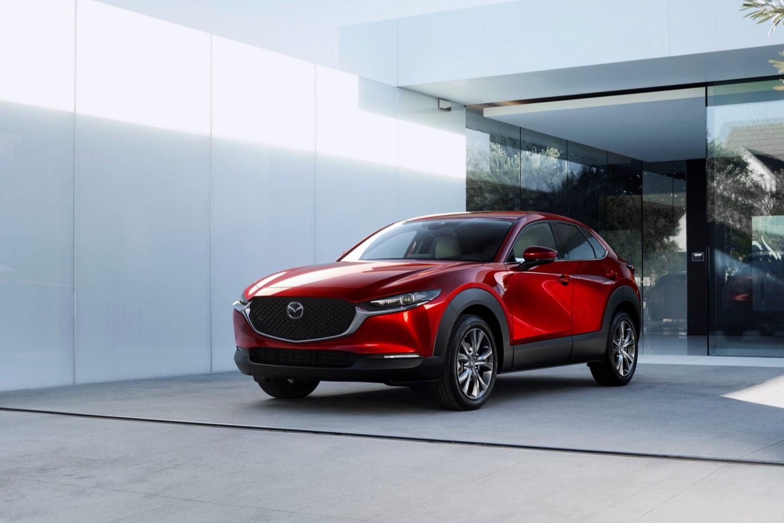 Mazda CX 30 Geneva Motor Show