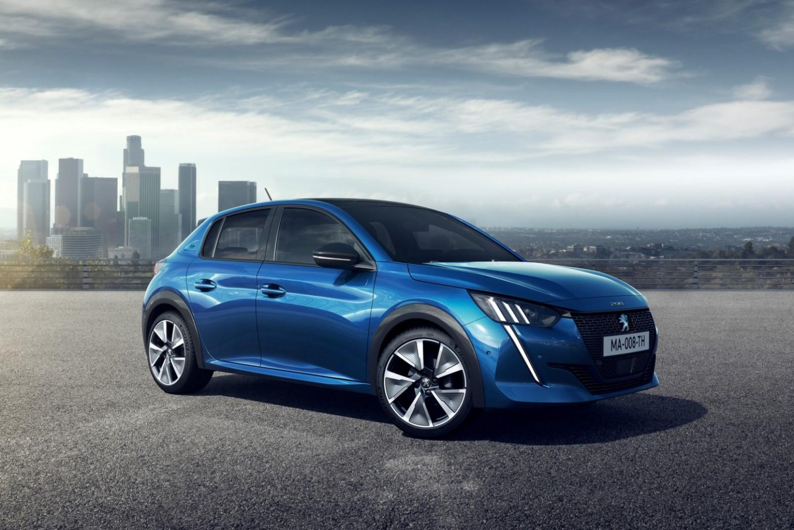 Peugeot 208 Geneva Motor Show