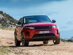 2019 new Range Rover Evoque