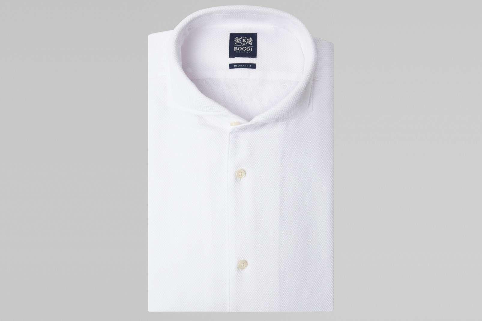 Boggi Milano Korean collar BO19P000105