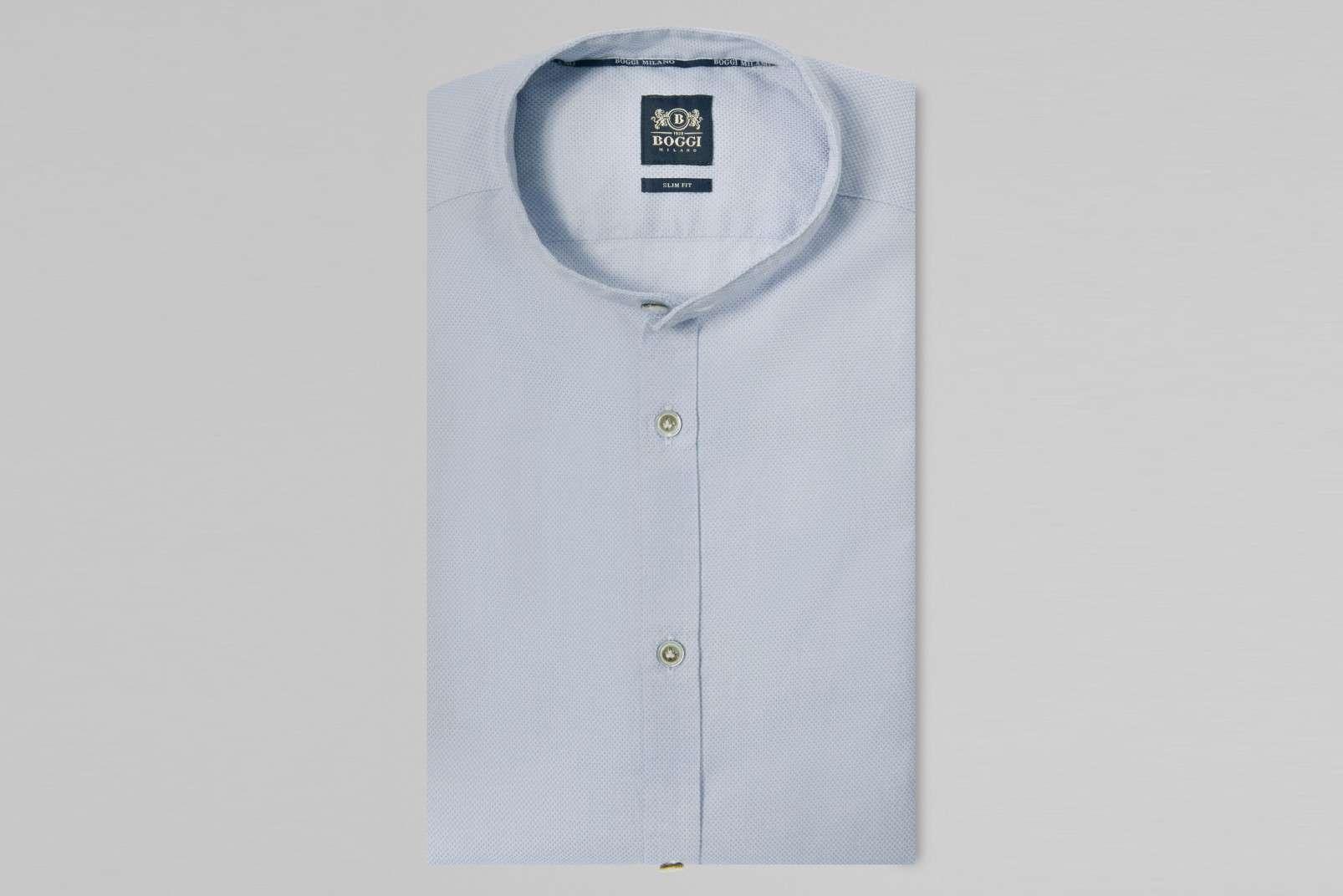 Boggi Milano Korean collar BO19P017501