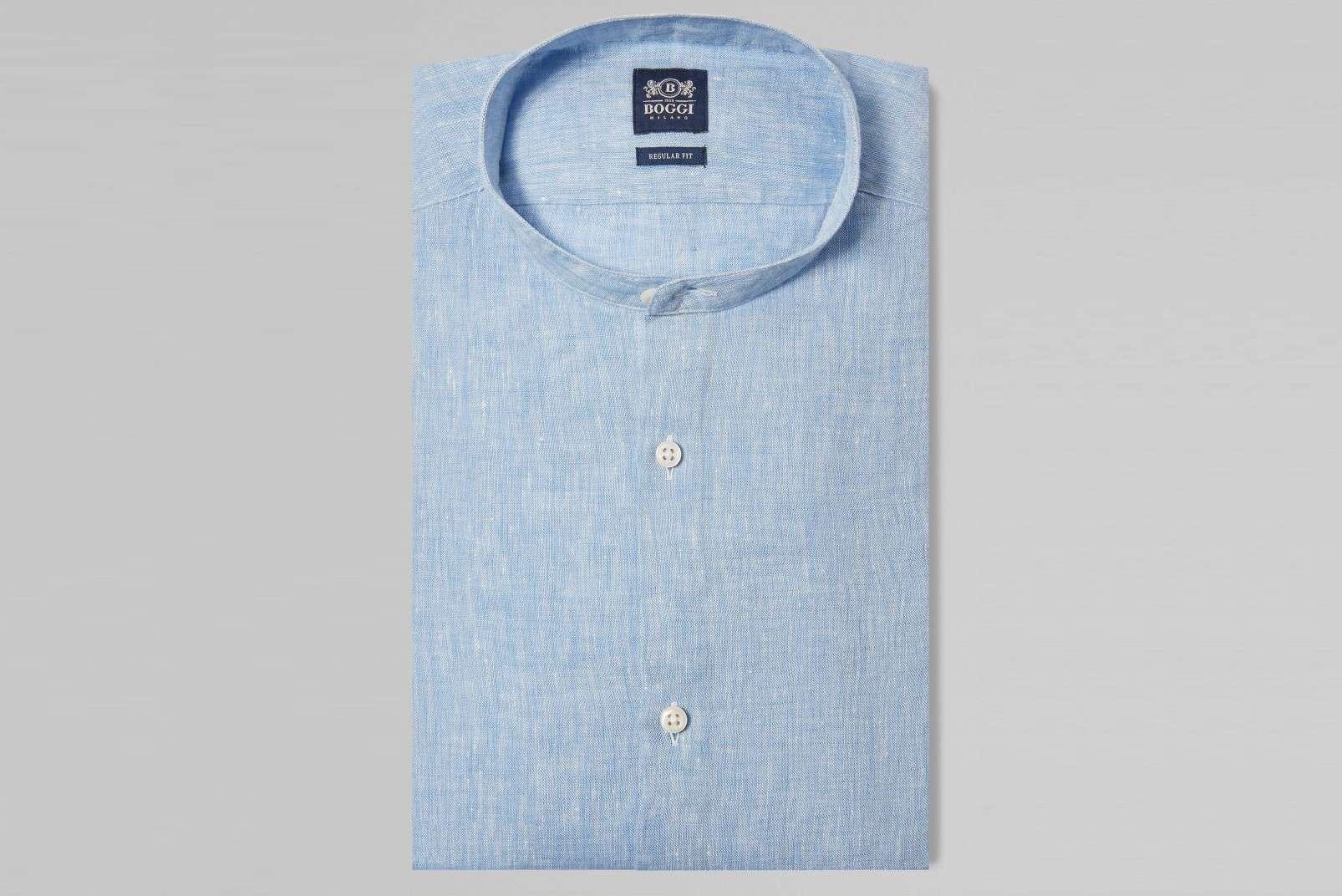 Boggi Milano Korean collar BO19P118603