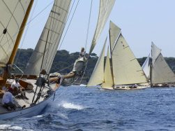 Age and beauty – classic yacht regattas 2019