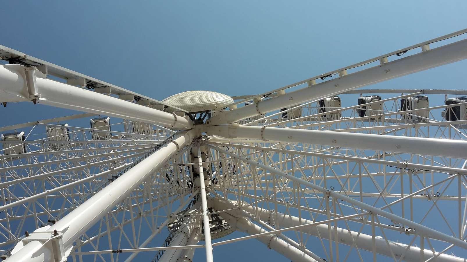 Den Haag Skyview De Pier