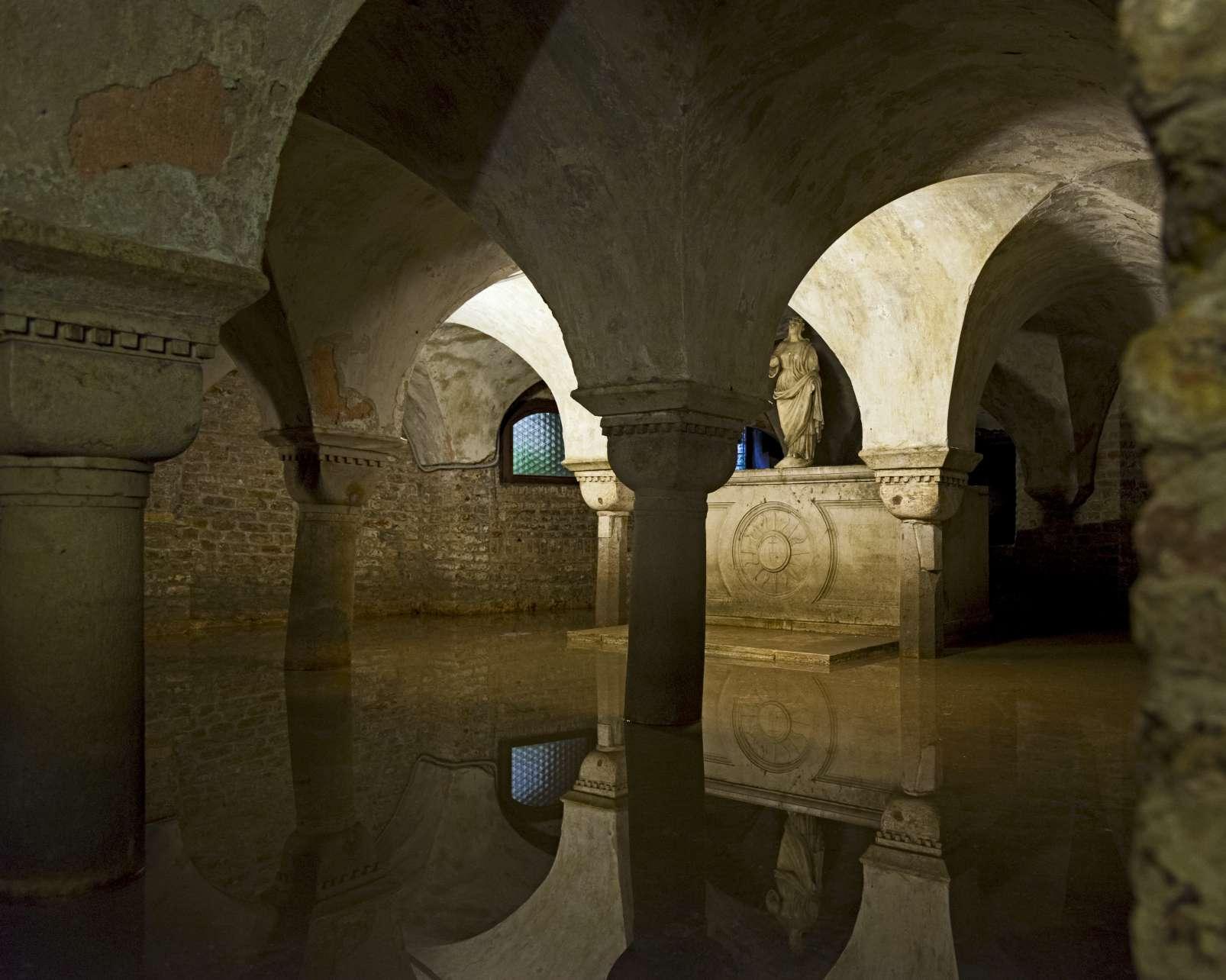 Crypt of San Zaccaria Venice