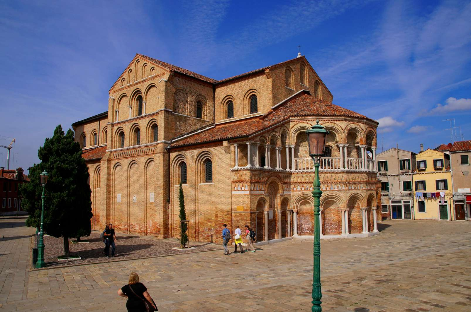 Murano Duomo Venice dragon bones