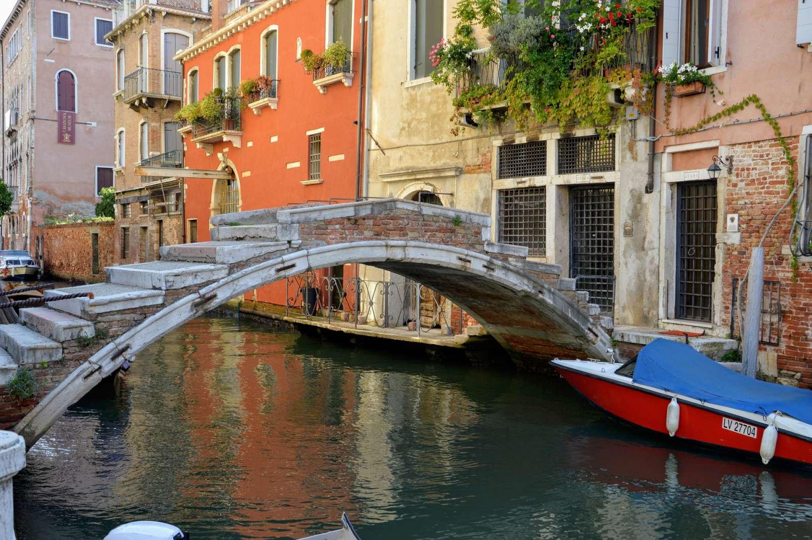 ponte chiodo rio di san felice venice