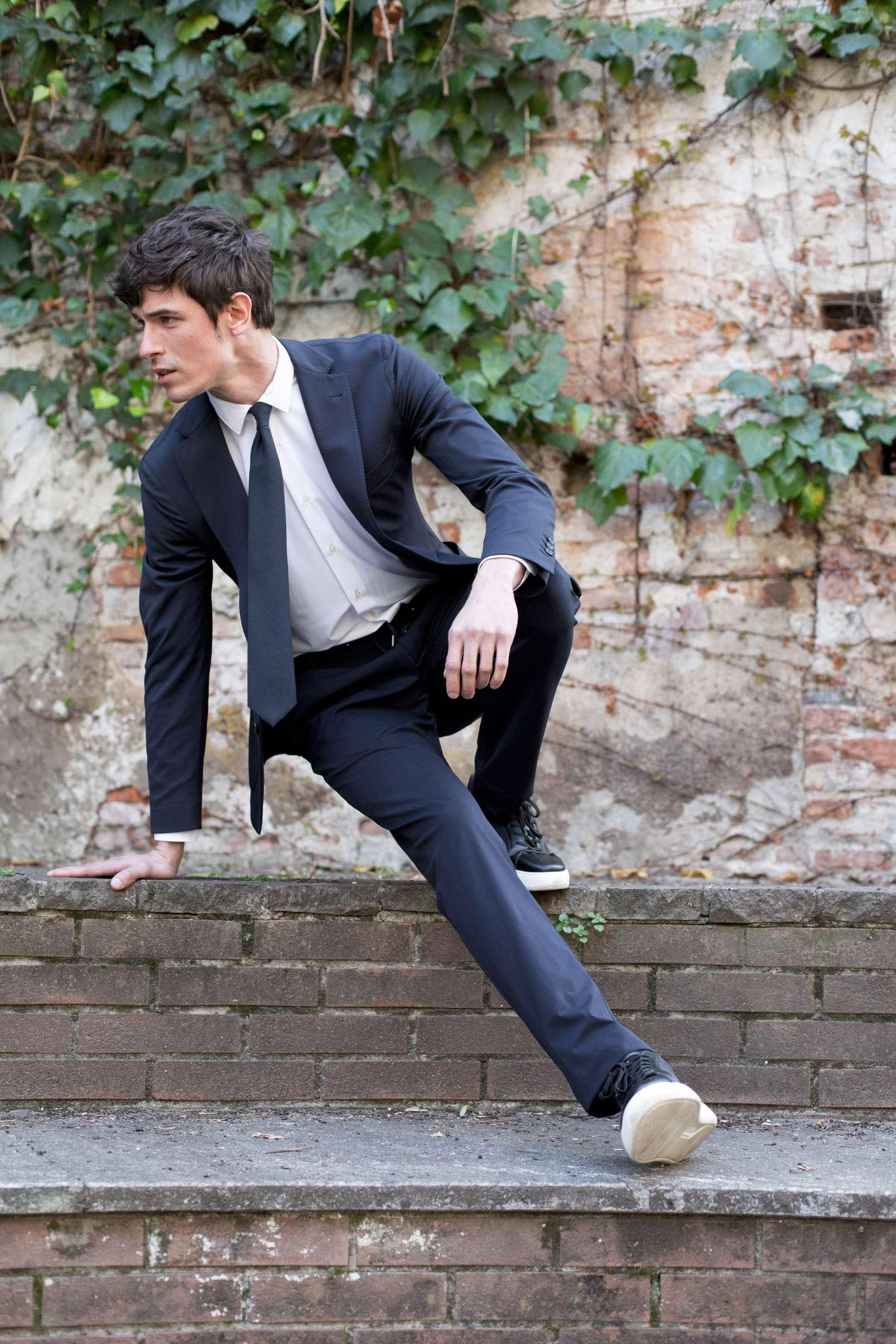 Boggi Milano Tech-Tailoring